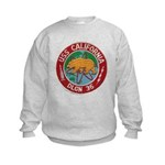 USS CALIFORNIA Kids Sweatshirt