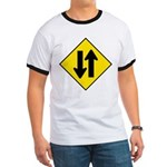Two Way Traffic Ringer T