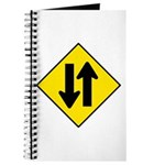Two-Way Traffic Sign - Journal