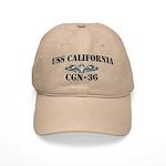 USS CALIFORNIA Cap