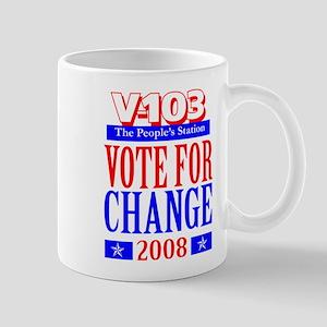 Vote for Change Mug