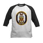 USS CALLAGHAN Kids Baseball Jersey