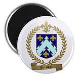 BROSSEAU Family Crest Magnet