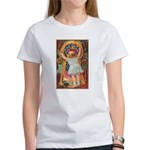Little Girl Halloween Women's T-Shirt