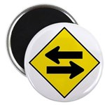 "Goes Both Ways - 2.25"" Magnet (100 pack)"
