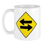 Goes Both Ways - Mug