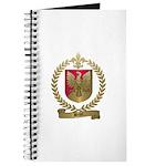 BRUN Family Crest Journal