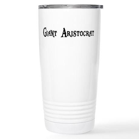 Giant Aristocrat Stainless Steel Travel Mug