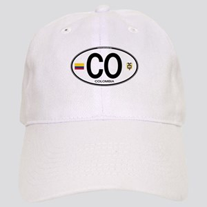Colombia Euro Oval Cap