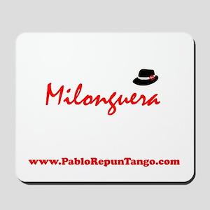 Milonguera Mousepad