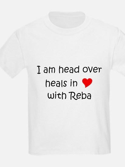 Unique I love reba T-Shirt
