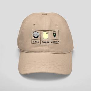 Rock Paper Chemo Cap