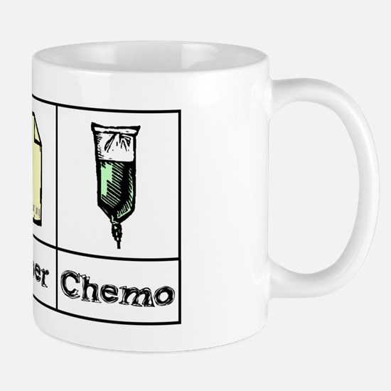 Rock Paper Chemo Mug