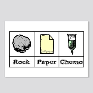 Rock Paper Chemo Postcards (Package of 8)