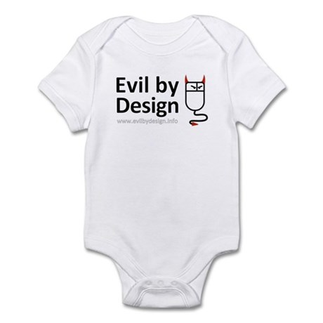 Evil by Design Infant Bodysuit