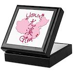Youxi Girl Keepsake Box