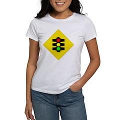 Traffic Light Women's T-Shirt