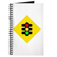 Traffic Light Sign - Journal