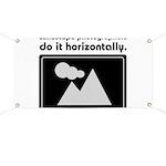 Landscape photographers do it Banner