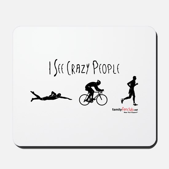 It's Business Time Mousepad