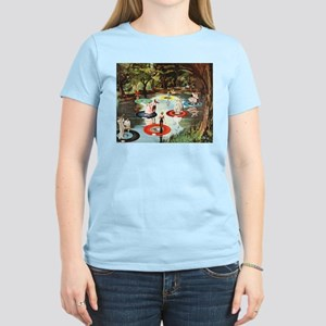 Phonograph/Record Player Women's Light T-Shirt