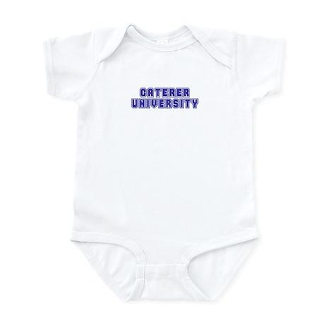 Caterer University Infant Bodysuit