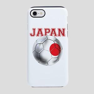 Japan Football iPhone 8/7 Tough Case