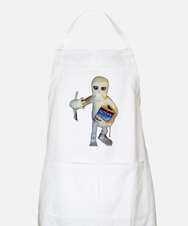 I want me Mummy BBQ Apron