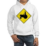 Tractor Crossing Hooded Sweatshirt