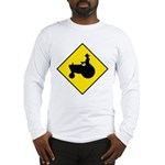 Tractor Crossing Long Sleeve T-Shirt