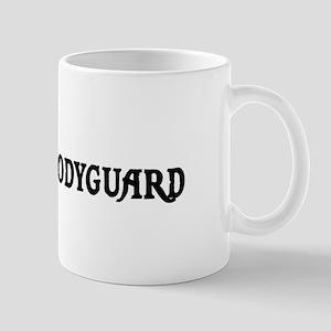 Giant Bodyguard Mug