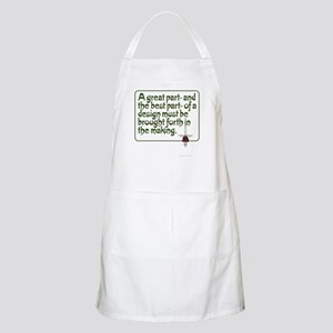 Design Motto BBQ Apron