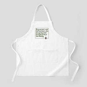 Design Motto BBQ Apron