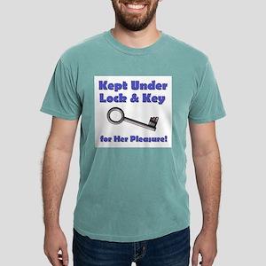 Under Lock & Key Ash Grey T-Shirt