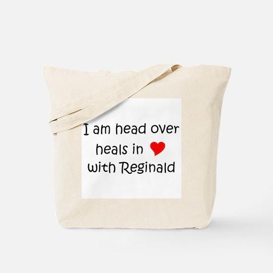 Cute Reginald Tote Bag