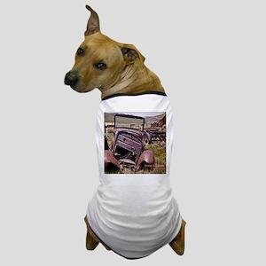 Going Nowhere Dog T-Shirt
