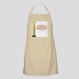 Frank's Thought BBQ Apron