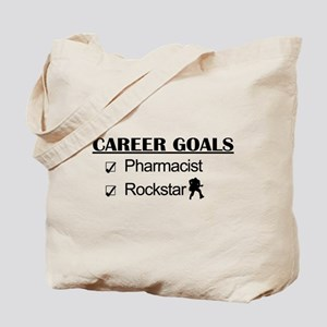 Pharmacist Career Goals - Rockstar Tote Bag