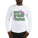 Holy Croppin' Photos Long Sleeve T-Shirt