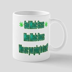 God made pot Mug