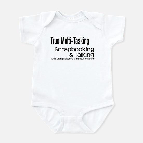 True Multi Tasking Infant Bodysuit