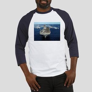 USS Kearsarge - LHD 3 Baseball Jersey