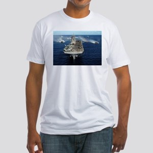 USS Kearsarge - LHD 3 Fitted T-Shirt