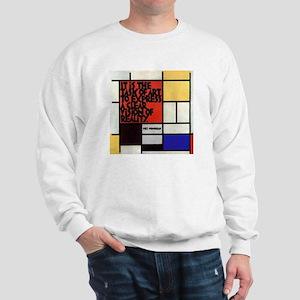 Piet's Motto Sweatshirt