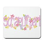 SCRAPLIFTER! Mousepad
