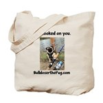 Hooked on you Tote Bag