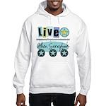 Live Hooded Sweatshirt