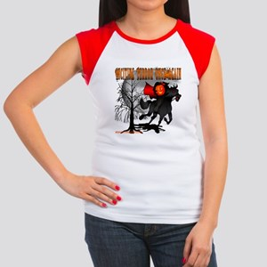 Headless Horseman Women's Cap Sleeve T-Shirt