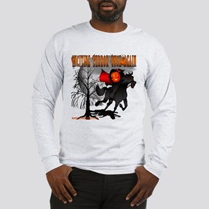 Headless Horseman Long Sleeve T-Shirt
