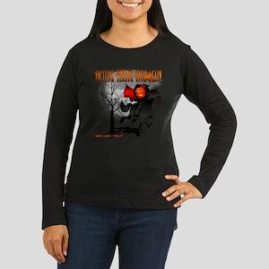 Headless Horseman Women's Long Sleeve Dark T-Shirt